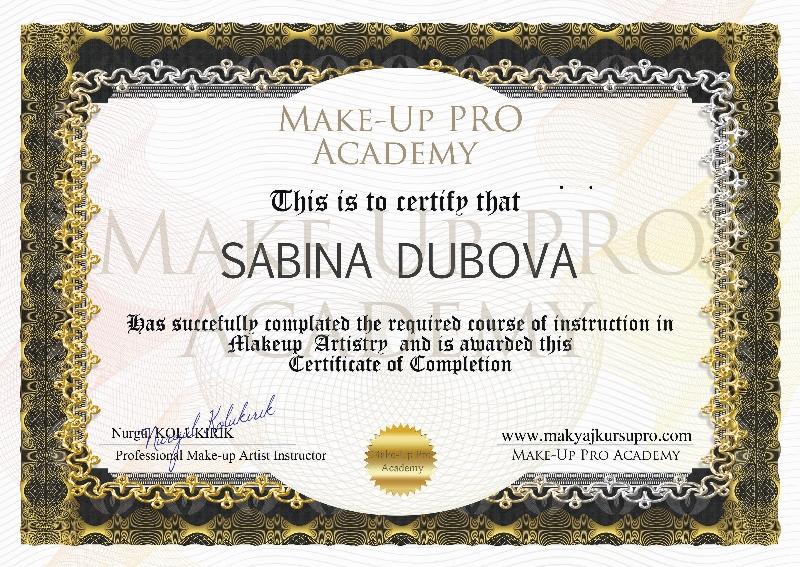 Hızlandırılmış Makyaj kursları Türkiye