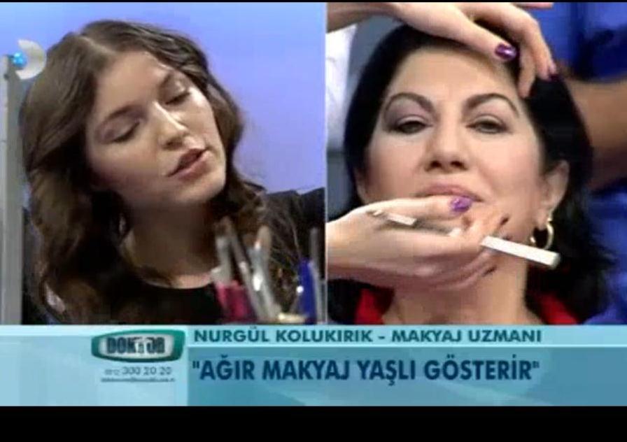 Tv Makyajı