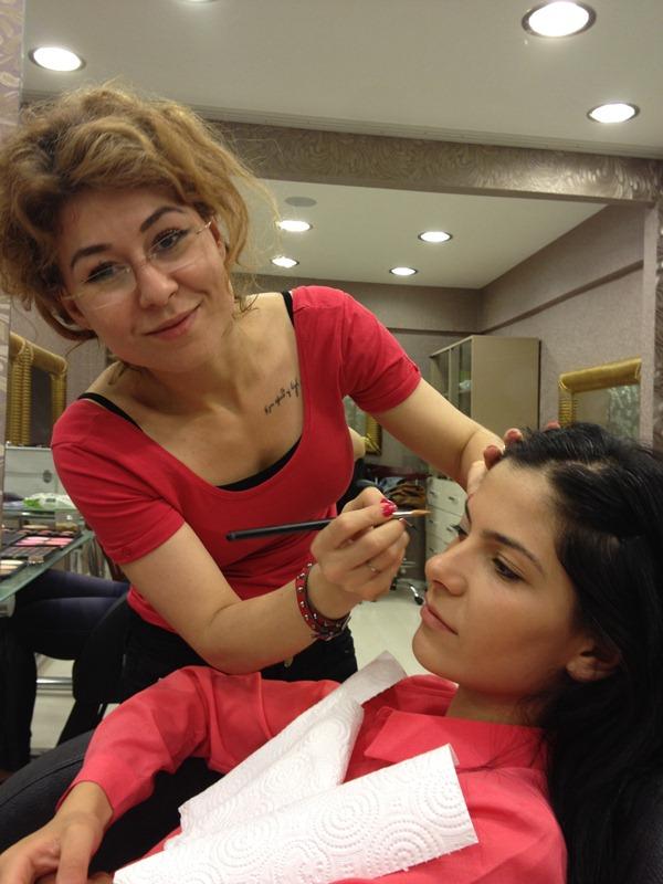 Hızlandırılmış Makyaj Kursları