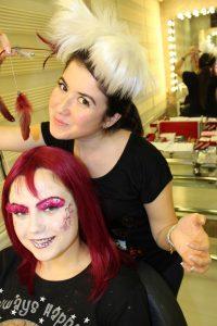 Show makyajı örnekleri