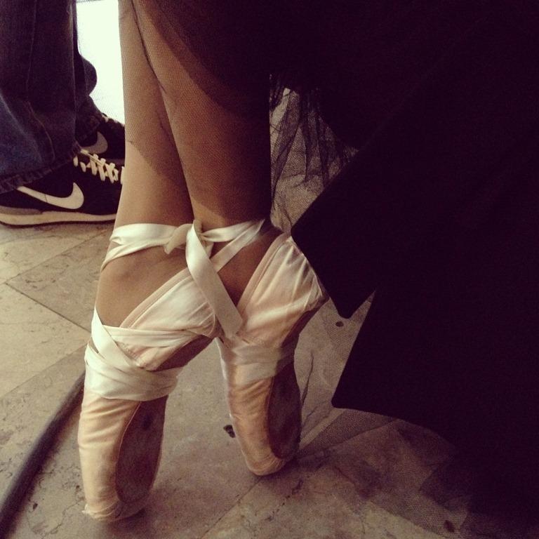 balerin papuçları