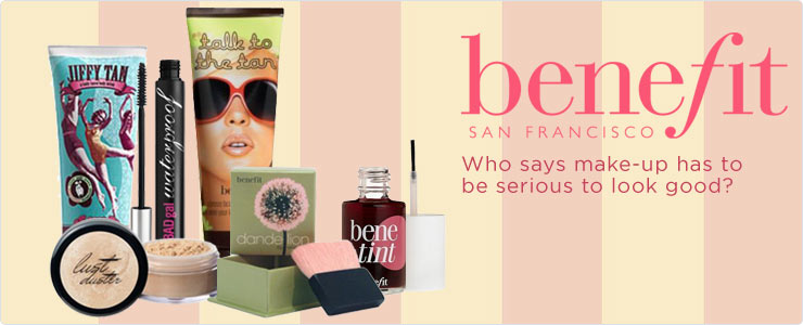 benefit kozmetik