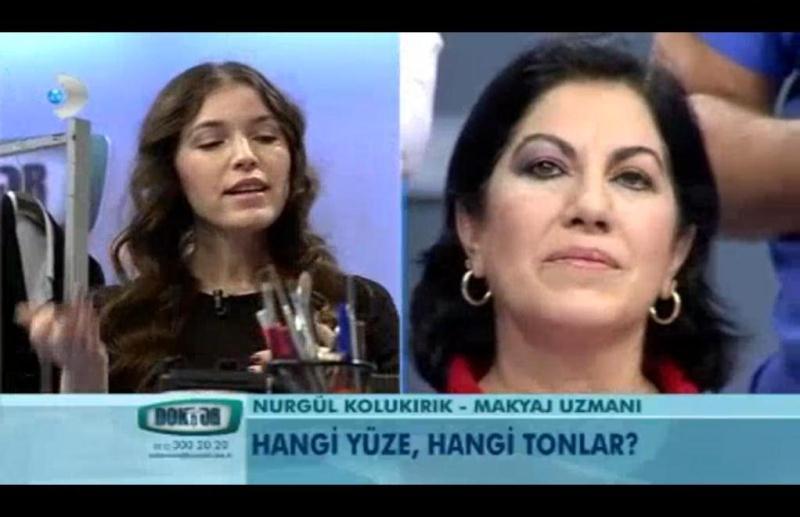 Profesyonel makyöz Türkiye