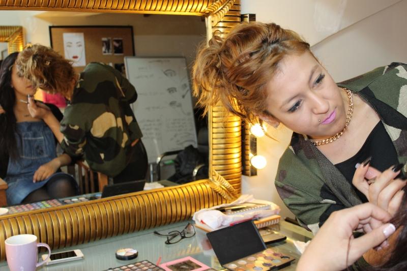 Makyaj eğitimi kıbrıs