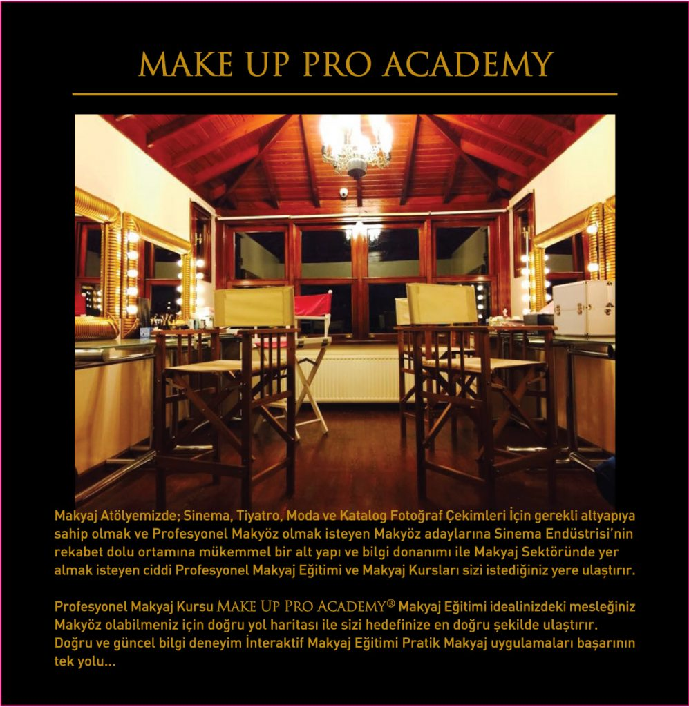 Make Up PRO Academy