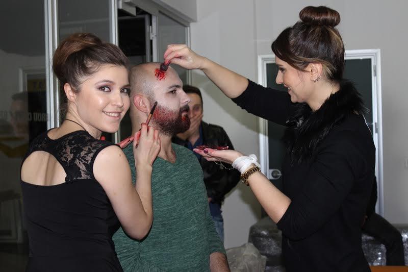 hızlandırılmış makyaj eğitimi
