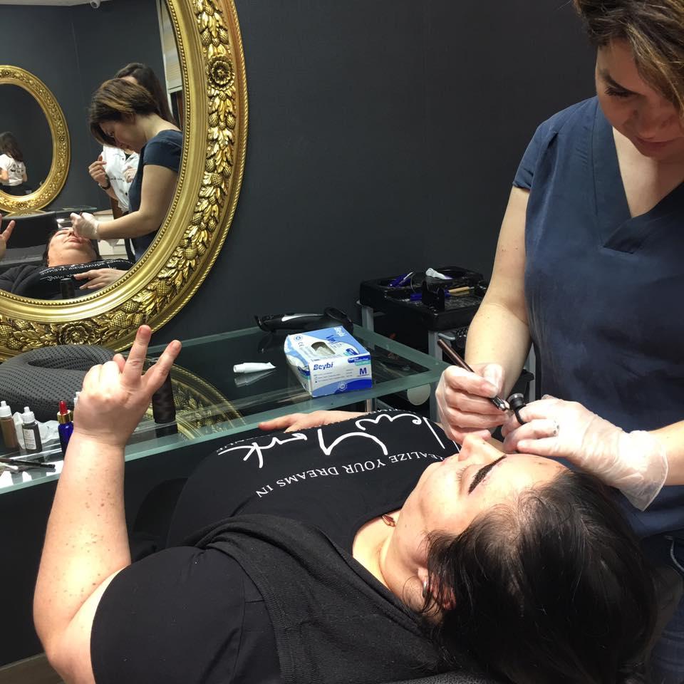 kalıcı makyaj kursları
