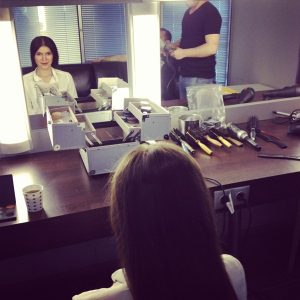 Makeup artist Nurgül Kolukırık