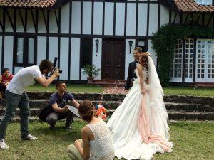 kır düğünü için gelinlik Modelleri