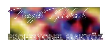 Profesyonel Makyöz Nurgül Kolukırık  Make-Up Artist Profesyonel Makyaj