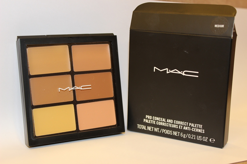 mac light palet