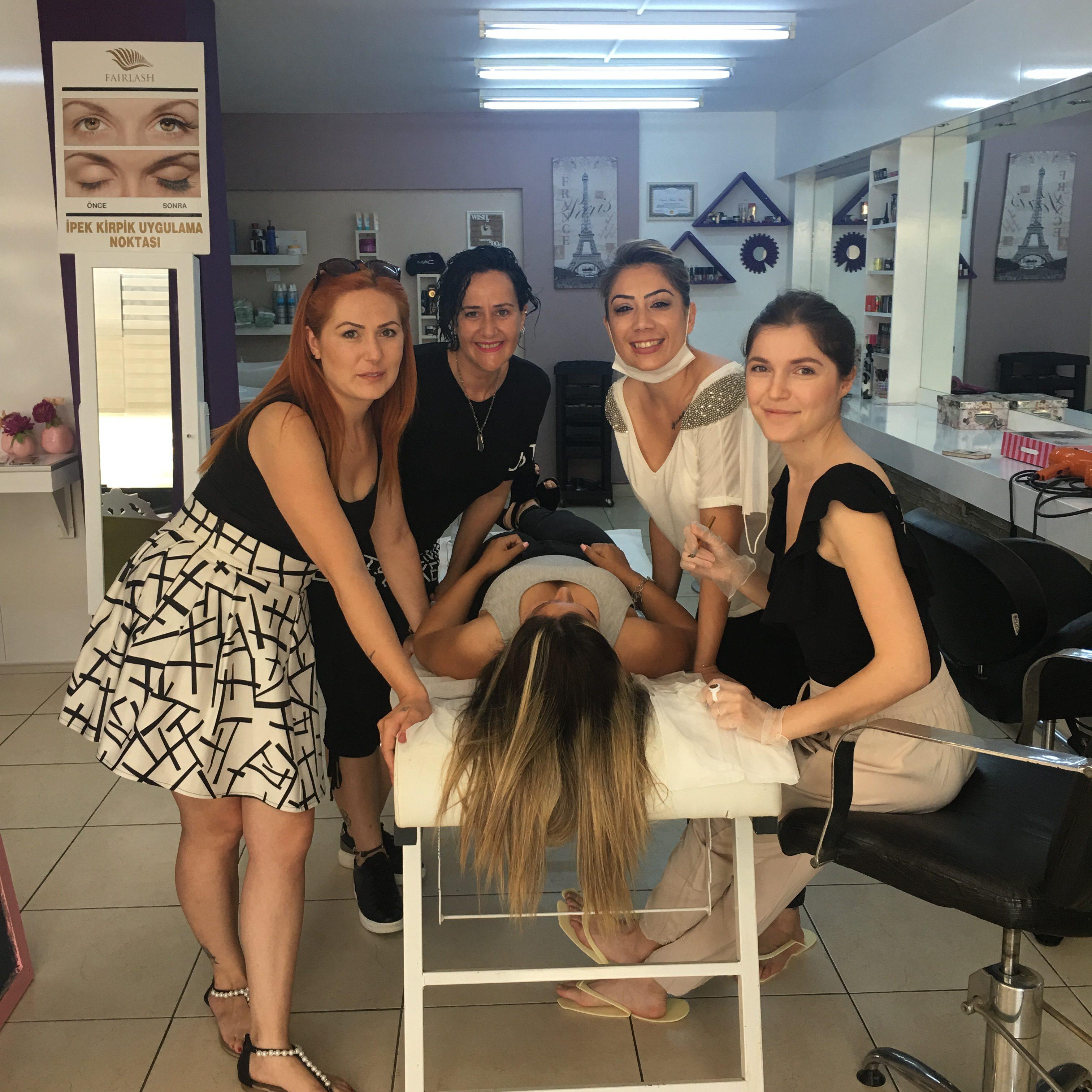 kıbrıs makyaj eğitimi