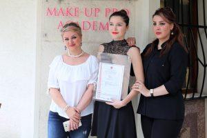 Makeup Trainer Nurgül Kolukırık